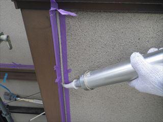 柱型シール充填