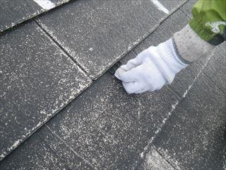 屋根の縁切り