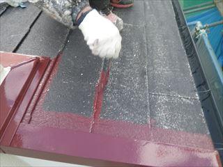 屋根塗装刷毛