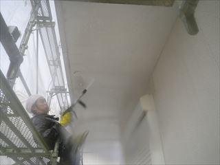 軒の高圧洗浄