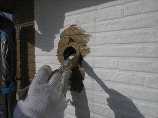 外壁塗装刷毛